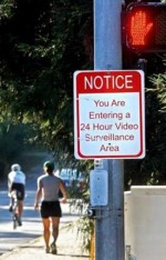 Seattle suburb uses 24 hour surveillance cameras to monitor cars and people