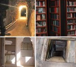 Secret passageways and the like