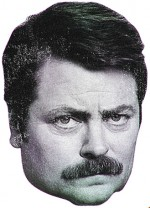 Ron Swanson as an operating system