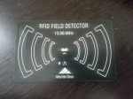 Review of Montie Gear 13.56MHz field detector