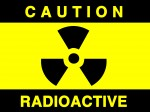 Radioactive wristbands